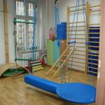Sala do terapii sensorycznej