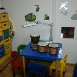 Sala do muzyko- i światłoterapii