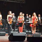 Członkowie Koła PZN Kędzierzyn0Koźle na koncercie z okazji 42. Urodzin Miasta