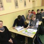 Szkolenie w Liceum Ogólnokształcącym w Namysłowie
