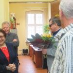 Spotkanie z Panią Profesor Dorotą Simonides