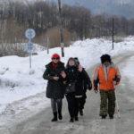 Wycieczka Członików Koła PZN Kędziedzyn-Koźle do Brennej