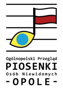 Logo Ogółnopolskiego Przeglądu Piosenki Osób Niewidomych