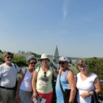Członkowie Koła PZN Kędzierzyn-Koźle na wycieczce w Warszawie