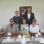 Wizyty w Urzędach Gmin Cżłonków Zarzadu Koła PZN Opole Poiwat