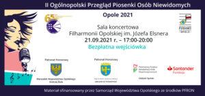 Bezpłatna wejściówka - II OPPON - Opole 2021